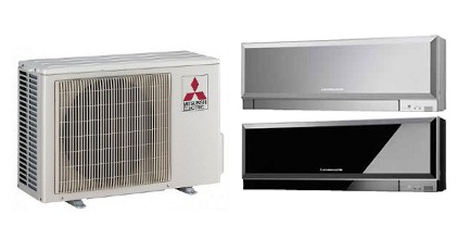 Мульти сплит-система Mitsubishi Electric MSZ-EF25VE+MSZ-EF35VE/MXZ-2D53VA